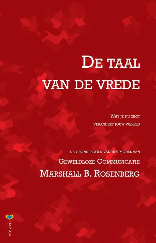 De taal van de vrede - Marshall B. Rosenberg