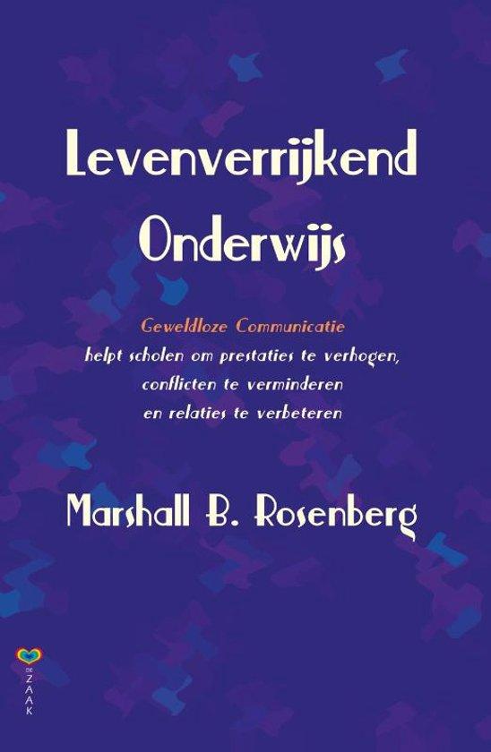 Levendverrijkend onderwijs - Marshall B. Rosenberg